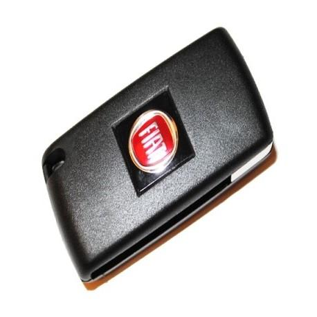 Carcasa para telemando Fiat de 3 botones