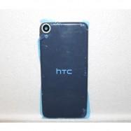 Carcasa Trasera Gris-Azul + Marcos para HTC Desire 820