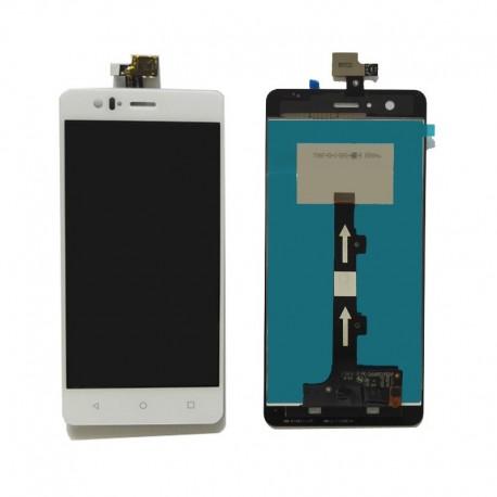 Pantalla Display LCD + Táctil BQ M5 BLANCA