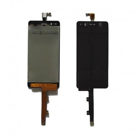 Pantalla Completa BQ Aquaris M4.5 Negra (LCD + Táctil)