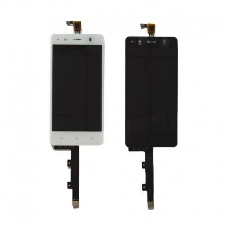 Pantalla Completa BQ Aquaris M4.5 Blanca (LCD + Táctil)