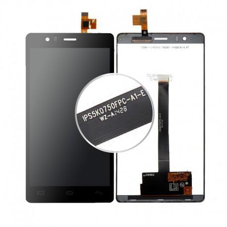 Pantalla Completa BQ Aquaris E6 HD Negra ( LCD + Tactil )