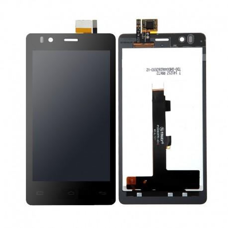 Pantalla Completa (LCD+Táctil) BQ AQUARIS E4.5 Negra