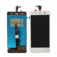 Pantalla Completa BQ Aquaris A4.5 Blanca (LCD + Táctil)