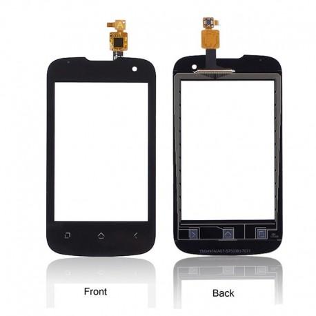 Pantalla Táctil Digitalizador para Wiko Plus Negro