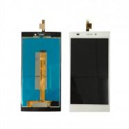 Pantalla Completa Lcd + Táctil para Wiko Ridge 4G Blanca