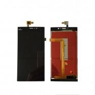 Pantalla Completa Lcd + Táctil para Wiko Ridge Fab 4G Negra