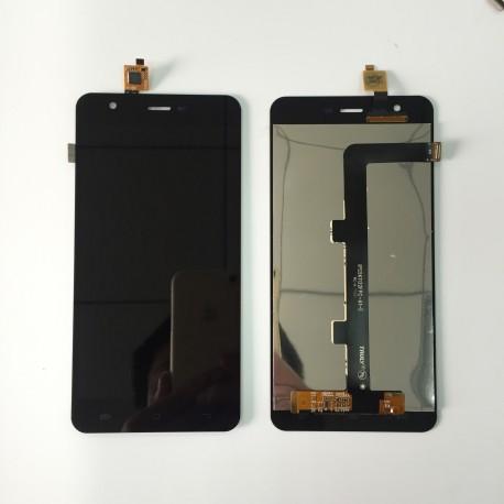 Pantalla Completa LCD + Táctil para Jiayu S3 Negra