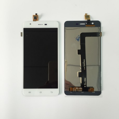 Pantalla Completa LCD + Táctil para Jiayu S3 Blanca