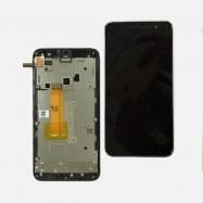 """Pantalla Completa con marco Vodafone Smart Prime 6"""" LCD + Táctil Negra VF-895N"""