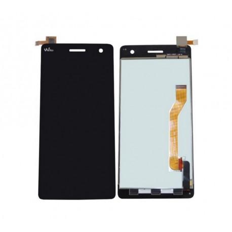Pantalla Completa LCD + Táctil para Wiko Highway Negro