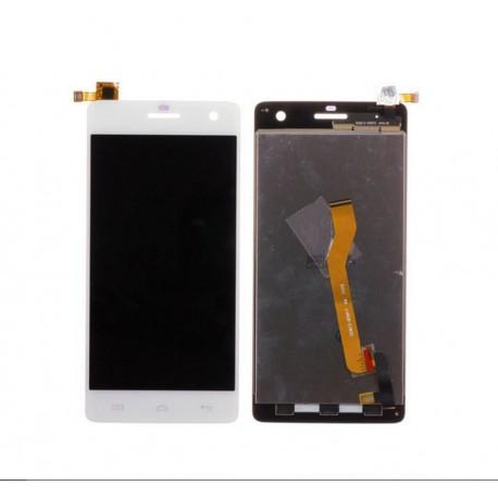 Pantalla Completa LCD + Táctil para Wiko Highway Blanco