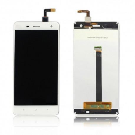 Pantalla Completa para Xiaomi mi4 LCD + Táctil Blanco
