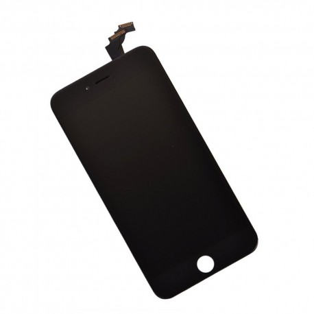 Pantalla Completa LCD + Táctil iPhone 6 Plus Frontal Completo Negro
