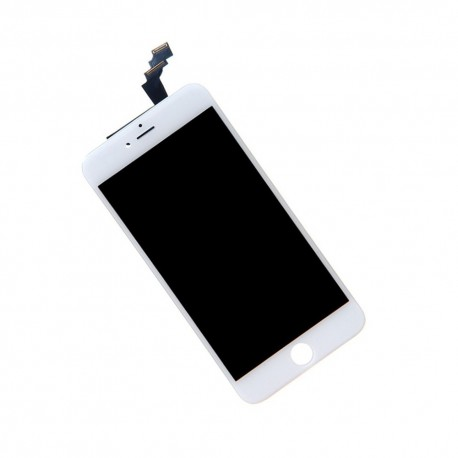 Pantalla Completa LCD + Táctil iPhone 6 Plus Frontal Completo Blanco