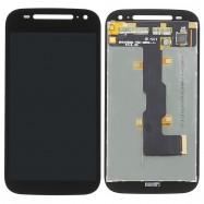 Pantalla LCD + Táctil para Motorola Moto E2 Negra 2015 XT1524