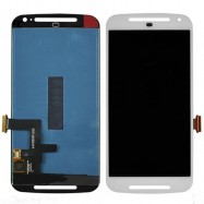 Pantalla LCD + Táctil para Motorola Moto G2 Blanca XT1063 XT1068