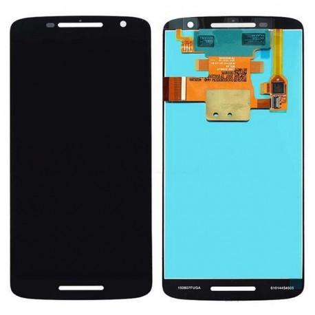 Pantalla Completa LCD + Táctil para Motorola Moto X Play Negra