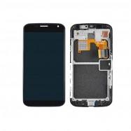 Pantalla Completa LCD + Táctil con marco para Motorola Moto X Negra XT1058 XT1060