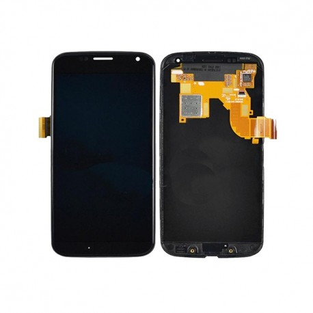 Pantalla LCD + Táctil para Motorola Moto X Negra XT1058 XT1060