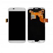 Pantalla LCD + Táctil para Motorola Moto X Blanca XT1058 XT1060