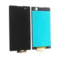 Pantalla LCD + Táctil para Sony Xperia C3 Negro