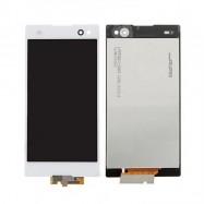 Pantalla LCD + Táctil para Sony Xperia C3 Blanco