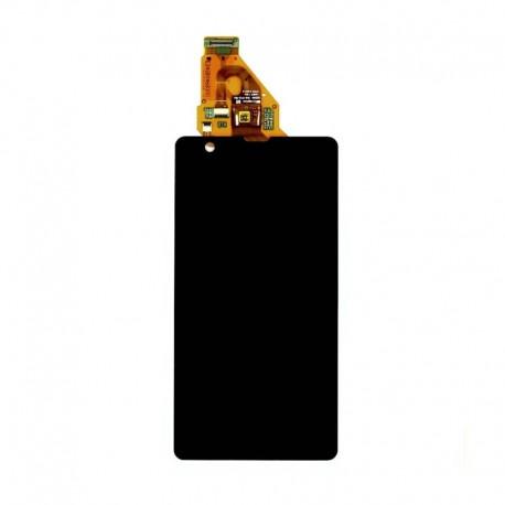 Pantalla LCD + Táctil para Sony Xperia ZR Negro