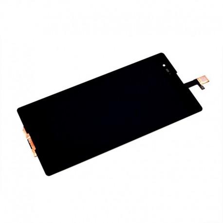 Pantalla LCD + Táctil para Sony Xperia T2 Ultra Negro