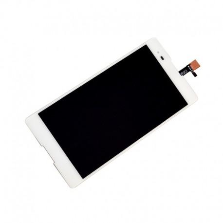 Pantalla LCD + Táctil para Sony Xperia T2 Ultra Blanco